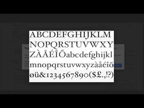 Hoeflertext Font Scam: How to Avoid In Chrome