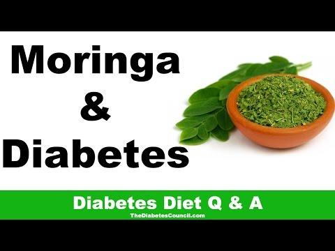 Is Moringa Good For Diabetes?