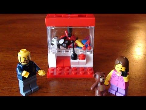 Custom LEGO MOC - Claw Machine