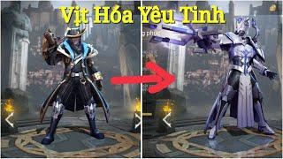 """Trào Lưu """" Vịt Hóa Thiên Nga """" Phiên Bản Liên Quân Mobile √"""