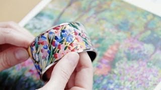 HOMMAGE À CLAUDE MONET Design Inspirations - Three New Designs - by FREYWILLE