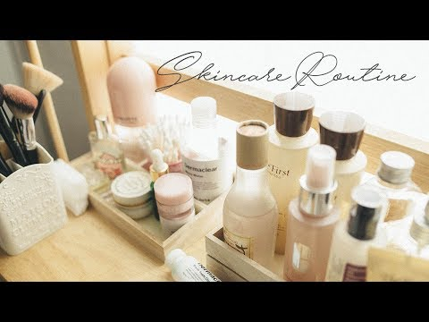 On My Beauty Table || {Skincare Routine}