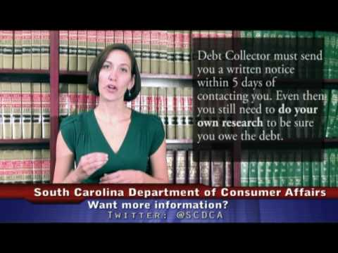 Debt Collection Scam! Don't pay what you don't owe