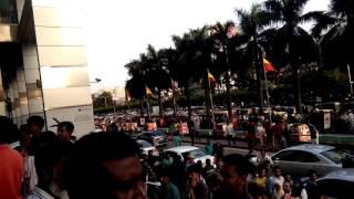 Basundhara raised security alert :বসুন্ধরা শপিং এর নিরাপত্তা বৃদ্ধি