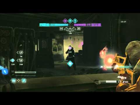 Batman Arkham Origins Multiplayer-IPO on Wonder City