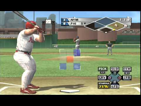 MLB 14 The Show gots nothing on MVP Baseball 05, even on PS2