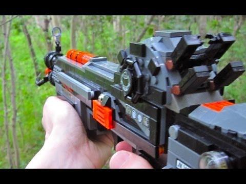 LEGO Porter's Mark 2 Ray Gun - Black Ops 2