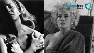 "Silvia Pinal posa desnuda en ""Simón del desierto"" / Silvia Pinal poses nude in ""Simón del desierto"""