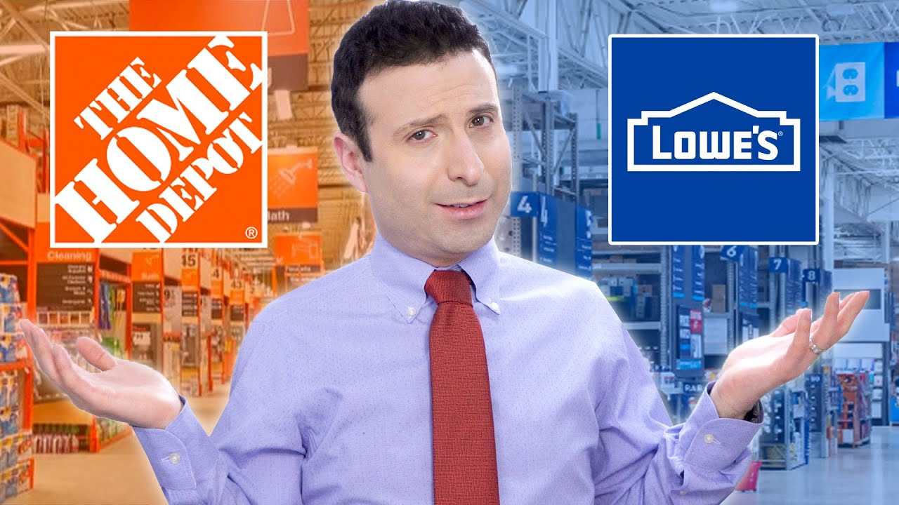 Home Depot vs Lowes - Which is Better?