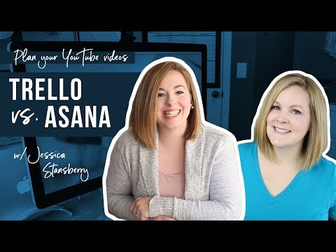 Trello vs Asana: How to Plan Your Youtube Videos