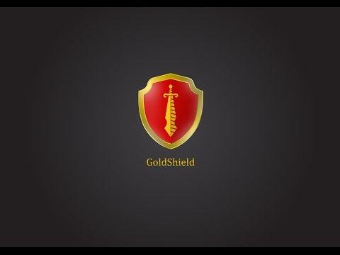Tutorial Adobe Illustrator | Making 3d logo Shield for beginner