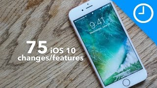 75 New Ios 10 Features Changes