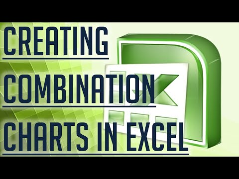 [Free Excel Tutorial] CREATING COMBINATION CHARTS IN EXCEL - Full HD