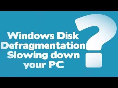 How to Defrag Hard Drive using Disk Defragmentation