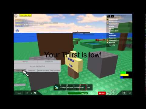 how to make a mine roblox survival 404