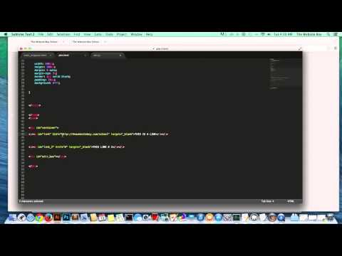 JQuery Tutorial #10 How to change the href for a hyperlink using jQuery