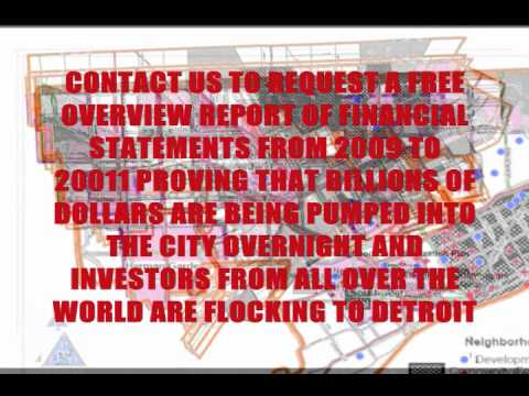 Invest Detroit 313-878-1130 Detroit Land Contract & REO Inventory For Sale