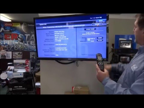 How to Program your DISH Network Hopper 2 Remote