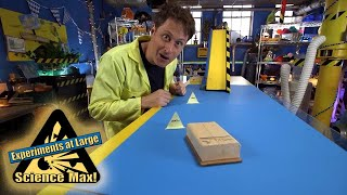 Science Max|Conservation Of Angular Momentum | SCIENCE | + MORE!