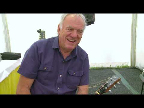 Ralph McTell - How To Change Guitar Strings