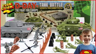 Plastic Army Men D Day Fight For Europe