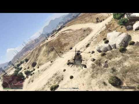 Grand Theft Auto Online Heists: I am a terrible pilot
