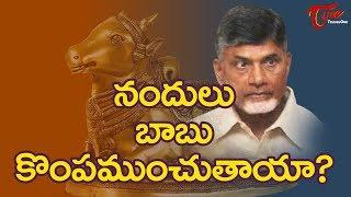 నందులు బాబు కొంపముంచుతాయా? | Nandi Awards Bad Effect On Chandrababu Naidu