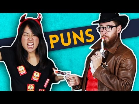 5 Easy Halloween Costumes For Pun Lovers