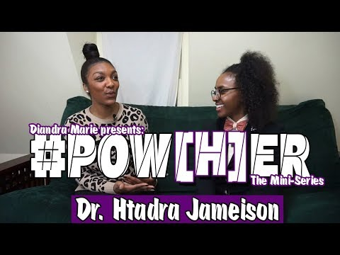 Htadra InterviewDr. Htadra Jameison Remains POW[H]ERful As A Psychologist In A State Prison