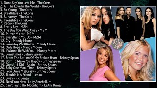 The Best of M2M, The Corrs, Britney Spears, Mandy Moore & Many Others   Non-Stop Playlist