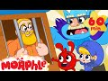 Daddy Goes To JAIL BRAND NEW Cartoons For Kids Morphle TV