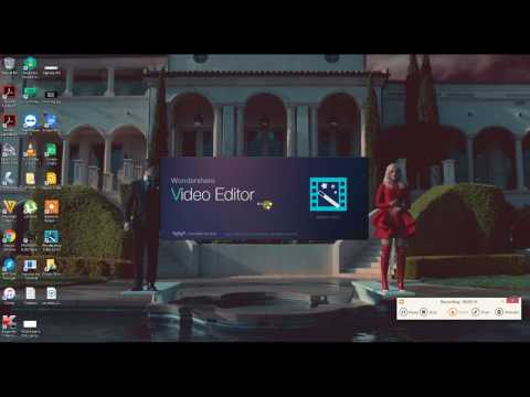 How to get wondershare video editor full version for free