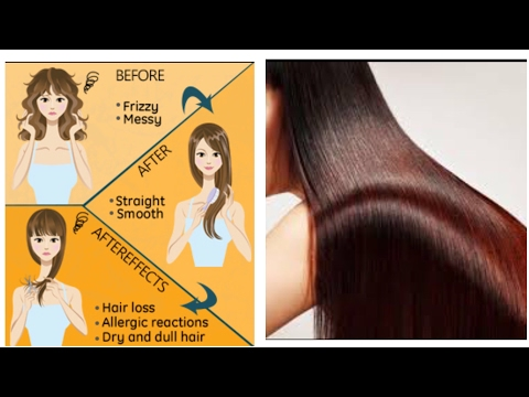 Hair Rebounding/ Hair Straightening Side Effects | Nidhi Chaudhary
