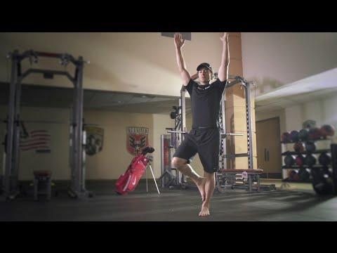 Golf Fitness: Improve Golf Swing Balance