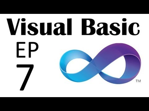 Visual Basic - The Basics - Part 7: Select Case
