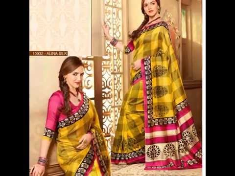 Ethnic & designer sarees from India - FREE SHIPPING - COD available - Online shopping India