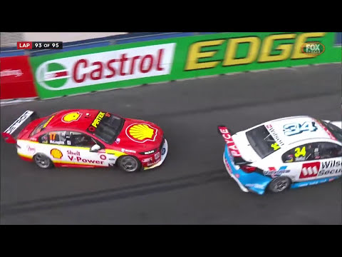 Thrilling finish to 2017 Virgin Australia Supercars Championship in Newcastle