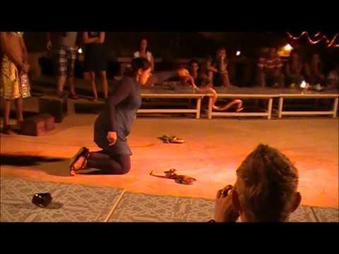 Snake Show Dreams Beach Resort Sharm el Sheikh