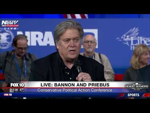 WATCH: Steve Bannon Explains Why The