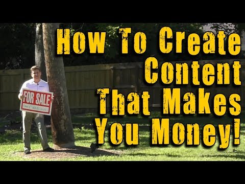 How To Create Content That SELLS - Content Marketing Strategy And Content Creation Tips