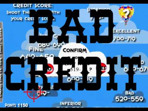 BAD CREDIT MORGAGE LOANS