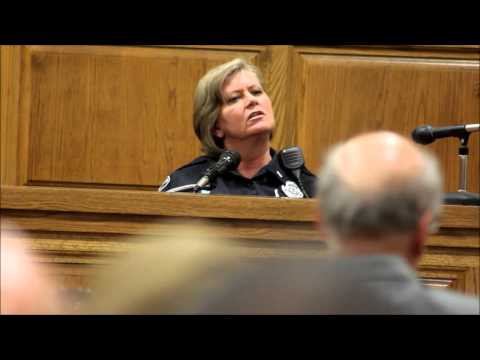 JS VIDEO: Highlights of testimony from police during Woolfork's order of protection hearing