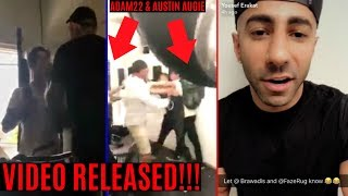 Nojumper & Austin Augie Fight Video Released! Keem Vs Jake Paul Music Video, Fouseytube Vs Brawadis