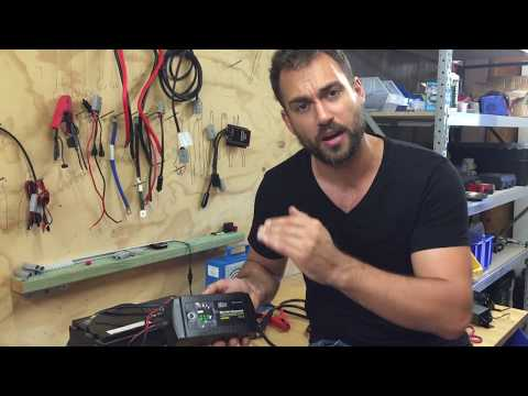 How to Maintain and Use AGM Deep Cycle Batteries