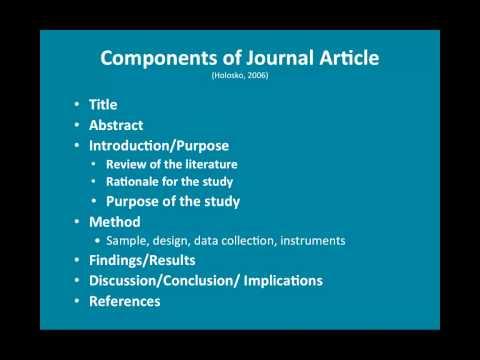 research critique