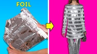 Download 54 COOL CLOTHING HACKS Video