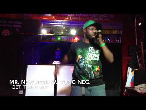Mr. Newtron Live in Raleigh, NC