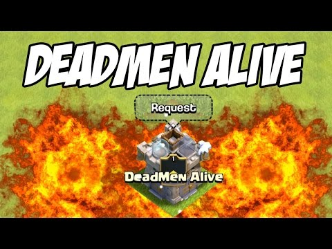 New War Clan! (DeadMen Alive)!!!