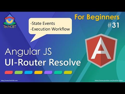 AngularJS UI Router: Understanding