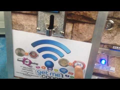wifi vendo machine